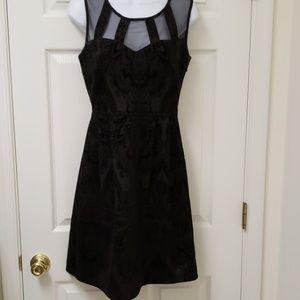 Black EnFocus Studio dress Sz 4